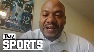 Jags Legend Jimmy Smith Gunning For Spot On Deion Sanders' JSU Staff, 'Please!' | TMZ Sports
