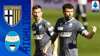 Parma 0-1 SPAL | Petagna Penalty Seals The 3 Points | Serie A TIM