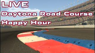 LIVE: Daytona Road Course Happy Hour refreshed by Coca-Cola