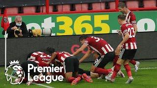 John Egan wins it for Sheffield United in stoppage time against Wolves | Premier League | NBC Sports