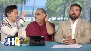 The Last Shake - The origin of Papi Le Batard's fake handshake | Highly Questionable