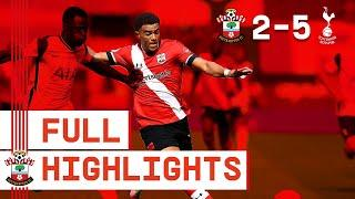HIGHLIGHTS: Southampton 2-5 Tottenham Hotspur | Premier League