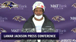 Lamar Jackson: Felt Like They Wanted It More Than Us | Baltimore Ravens
