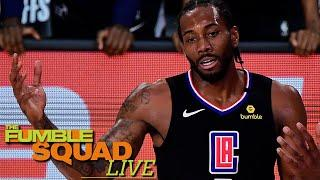 "Kawhi Leonard Called Out For Not Being ""The Guy"" To Lead Clippers To Championship 