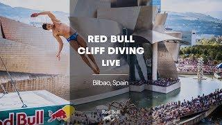 Gone diving! | Red Bull Cliff Diving World Series 2018 LIVE - Bilbao, Spain