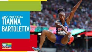 IAAF Inside Athletics: Tianna Bartoletta - Extended Cut
