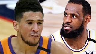 """LeBron James Calls Out NBA For Snubbing Devin Booker, Says He Is The """"Most Disrespected Player"""""""