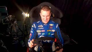 Ryan Preece takes you for a few laps around New Hampshire Motor Speedway
