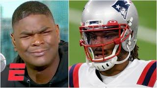 Keyshawn Johnson reacts to Bill Belichick benching Cam Newton against the Rams | KJZ