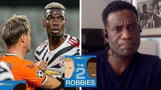 Man Utd falls; Chelsea, Man City, Liverpool hit their stride | The 2 Robbies Podcast | NBC Sports