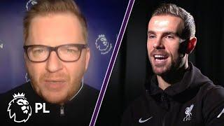 Jordan Henderson reflects on Liverpool's wild year | Inside the Mind with Arlo White | NBC Sports