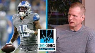 NFL free agency: Landing spots for Golladay, Smith-Schuster | Chris Simms Unbuttoned | NBC Sports