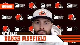 """Baker Mayfield: """"We believe in ourselves and that's why we're here."""""""