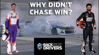 Why didn't Chase Elliott win, which trophy tops the Daytona weeks? | Backseat Drivers