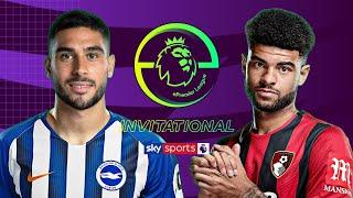 Neal Maupay vs Philip Billing | Brighton vs Bournemouth | EPL Invitational 2020