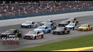 Scanner Sounds: Ryan Blaney's wild last laps at Talladega   NASCAR Cup Series