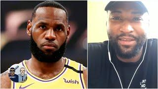 DeMarcus Cousins gives one reason why LeBron should win NBA MVP over Giannis | Jalen & Jacoby