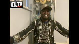 'I BELIEVE I WILL KNOCK ANTHONY FOWLER OUT'  - OHARA DAVIES TAKES ON 12 ROUNDS WITH IFL TV