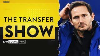 Who are the frontrunners to potentially replace Frank Lampard IF he leaves Chelsea? | Transfer Show