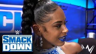 Bianca Belair shows off her custom-made gear: SmackDown Exclusive, Oct. 23, 2020