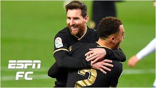 SergiñoDest's partnership with Lionel Messi could work wonders at Barca   Futbol Americas   ESPN FC