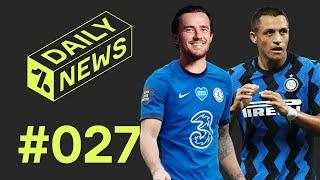 Will Chelsea sign most expensive defender EVER + Sanchez nightmare OVER!  Daily News
