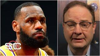 Woj: LeBron James' injury puts the Lakers in a difficult position | SportsCenter