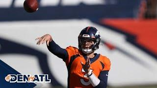 Can Drew Lock, Broncos offense outpace Falcons in potential shoot-out? | Ready for Kickoff