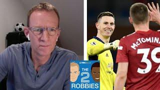 Manchester is Red & Gareth Bale on fire for Tottenham | The 2 Robbies Podcast | NBC Sports
