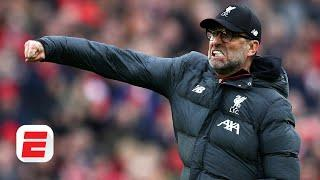 When will Liverpool clinch the Premier League title? | Exploding Heads