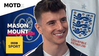 Who would Mason Mount most want to swap shirts with?   MOTDx