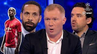 """""""Tell him to shut up, or sack him!"""" Ferdinand and Scholes furious with Pogba and Raiola"""