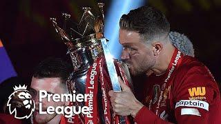 Liverpool lift trophy as top-four race goes down to wire | Premier League Update | NBC Sports