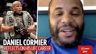 Daniel Cormier previews Stipe Miocic fight, Khabib, bizarre training, Jon Jones at heavyweight