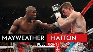 FIGHT REWIND! Floyd Mayweather vs Ricky Hatton