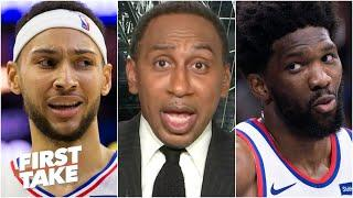 Stephen A.'s mini-rant about the problems facing the 76ers | First Take
