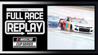 EchoPark Texas Grand Prix from COTA   NASCAR Cup Series Full Race Replay