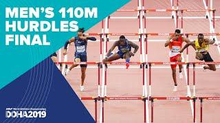 Men's 110m Hurdles Final | World Athletics Championships Doha 2019