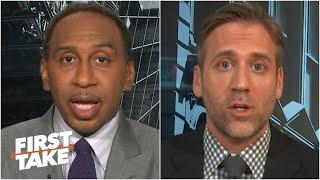 Should the NFL use a 'bubble model' like the NBA? | First Take