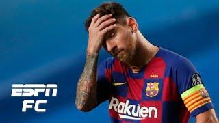 Lionel Messi's Barcelona dilemma: Stay for a rebuild or leave to win the Champions League? | ESPN FC