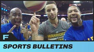 """Steph Curry Called Out For Not Being A Good Athlete & Nothing But A """"High Paid Harlem Globetrotter"""""""