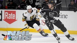 Vegas Golden Knights vs. Los Angeles Kings | EXTENDED HIGHLIGHTS | 3/17/21 | NBC Sports