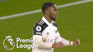 Ademola Lookman puts Fulham in front of Leicester City | Premier League | NBC Sports