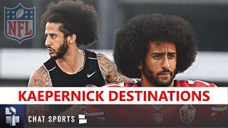 Colin Kaepernick Rumors: 7 NFL Teams That Could Sign The Free Agent QB In 2020