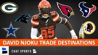 David Njoku Trade Rumors: Top Teams That Could Add Him In Browns Trade Ft. Redskins, Colts & Cowboys