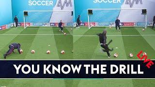 Bullard and LuaLua vs So Solid Crew in INTENSE shooting drill! | You Know the Drill LIVE