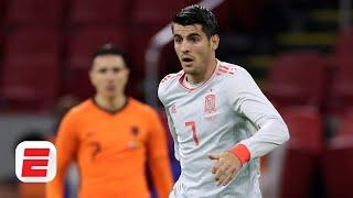 Alvaro Morata could be the No. 9 Spain need to achieve great things - Julien Laurens | ESPN FC