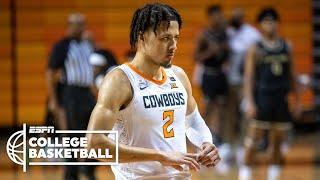 Cade Cunningham rocks the rim in 18-point game [HIGHLIGHTS] | ESPN College Basketball