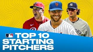 Top 10 Starting Pitchers in MLB | 2021 Top Players