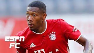 Should Manchester City sign Bayern Munich's David Alaba? | ESPN FC Extra Time